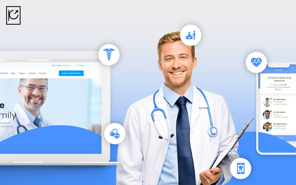 Healthcare Websites And Medical Hosting